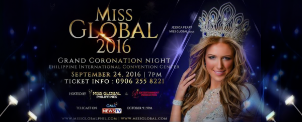 Miss Global 2016 Billboard