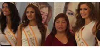 Miss Global 2014 Campaign Tour Media Interviews