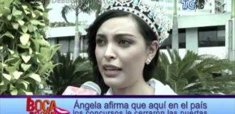 Declaraciones de Ángela Bonilla